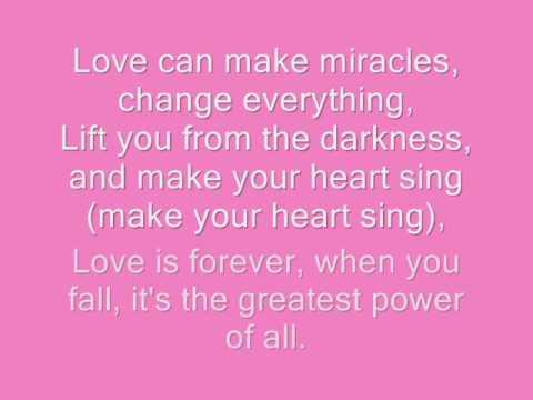 Hayden Panettiere I Still Believe With Lyrics