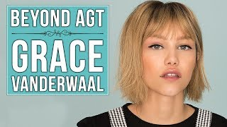 """Grace vanderwaal is a young musician, who lives in suffern, new york, and rose to fame when she performed an original song, """"i don't know my name,"""" on season..."""