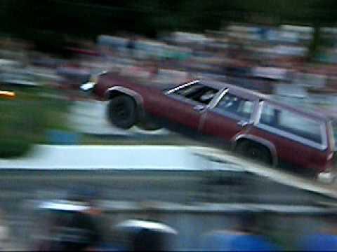 saratoga speedway car jump