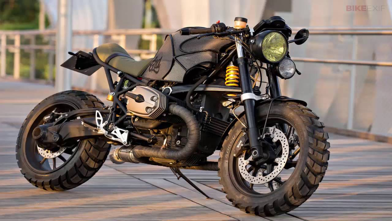 Fabuleux BMW R1200S by Cafe Racer Dreams - YouTube JD42