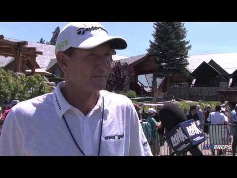 Hank Haney Interview - 24th Annual American Century Championship
