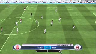 Fifa 13 Demo Gameplay first Look