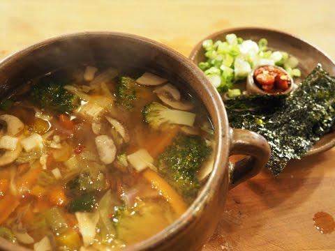 Royal Miso Soup | Vegan and Gluten-Free | Vaidya Priyanka | AUMcuisine