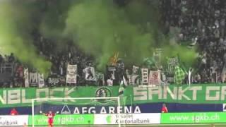 FC Sankt Gallen VS. BSC Young Boys