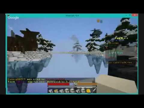 Minecraft Eggwars team ep 1 - Lovely team