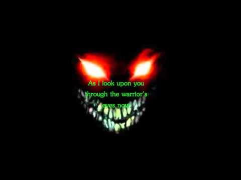 Disturbed- Warrior lyrics