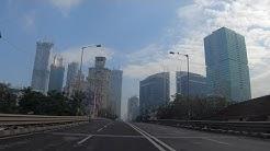 4K Drive on Senapati Flyover, Lower Parel | Mumbai's Skyscraper Alley | Mumbai, IN