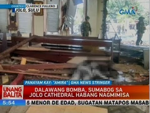 "UB: Panayam kay ""Amira"", GMA News Stringer"