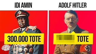 Die schrecklichsten Diktatoren der Welt
