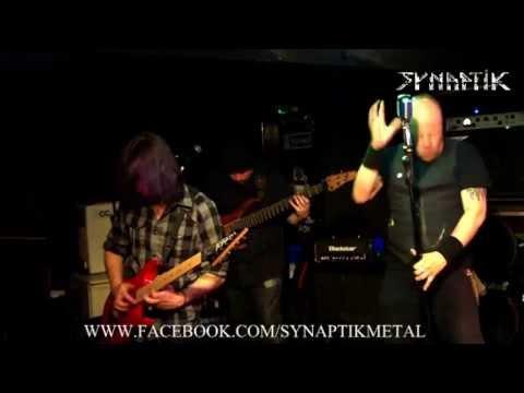 SYNAPTIK 'TRUTHS THAT WAKE' LIVE AT KING EDDIE 7th Norwich June 2013 MELODIC PROG METAL THRASH