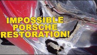 Porsche DIY Restoration - ABANDONED Porsche 1969 911 Restoration By A Newbie!