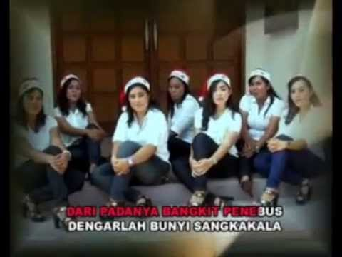 BOGAR SISTER - SAMBUT KEDATANGANNYA (LAGU NATAL)