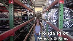 Factory Original Honda Pilot Wheels & Honda Pilot Rims – OriginalWheels.com
