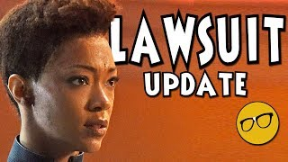 Star Trek Discovery Lawsuit Update No Justice for Anas The Bad Guys Won