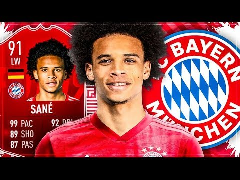 FIFA 19: LEROY SANE BAYERN MÜNCHEN TRANSFER Hardcore Buy First Guy vs Wakez 😂😂