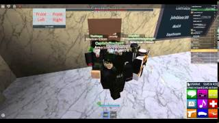 ROBLOX - [NUSA] SF Bank Door Abuse + HLS False Arrest
