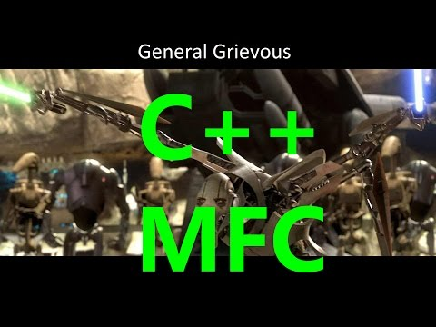 MFC+CPP:: Convert String to CString and vice versa