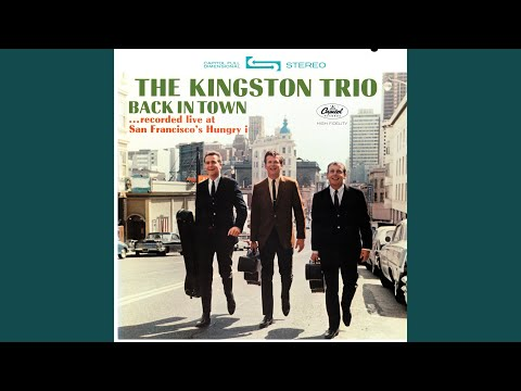 Walkin' This Road To My Town (Live At The Hungry I/1964)