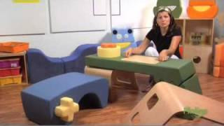 Pkolino Play Table Modern Kids Furniture