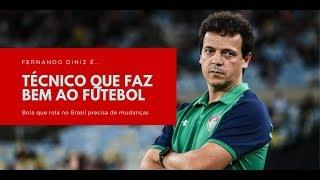Sucesso de Fernando Diniz pode ser um santo remédio para o futebol doente que impera no Brasil