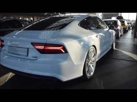 2017 Audi A7 Sportback 2 0 Tdi Exterior Interior See Also Playlist