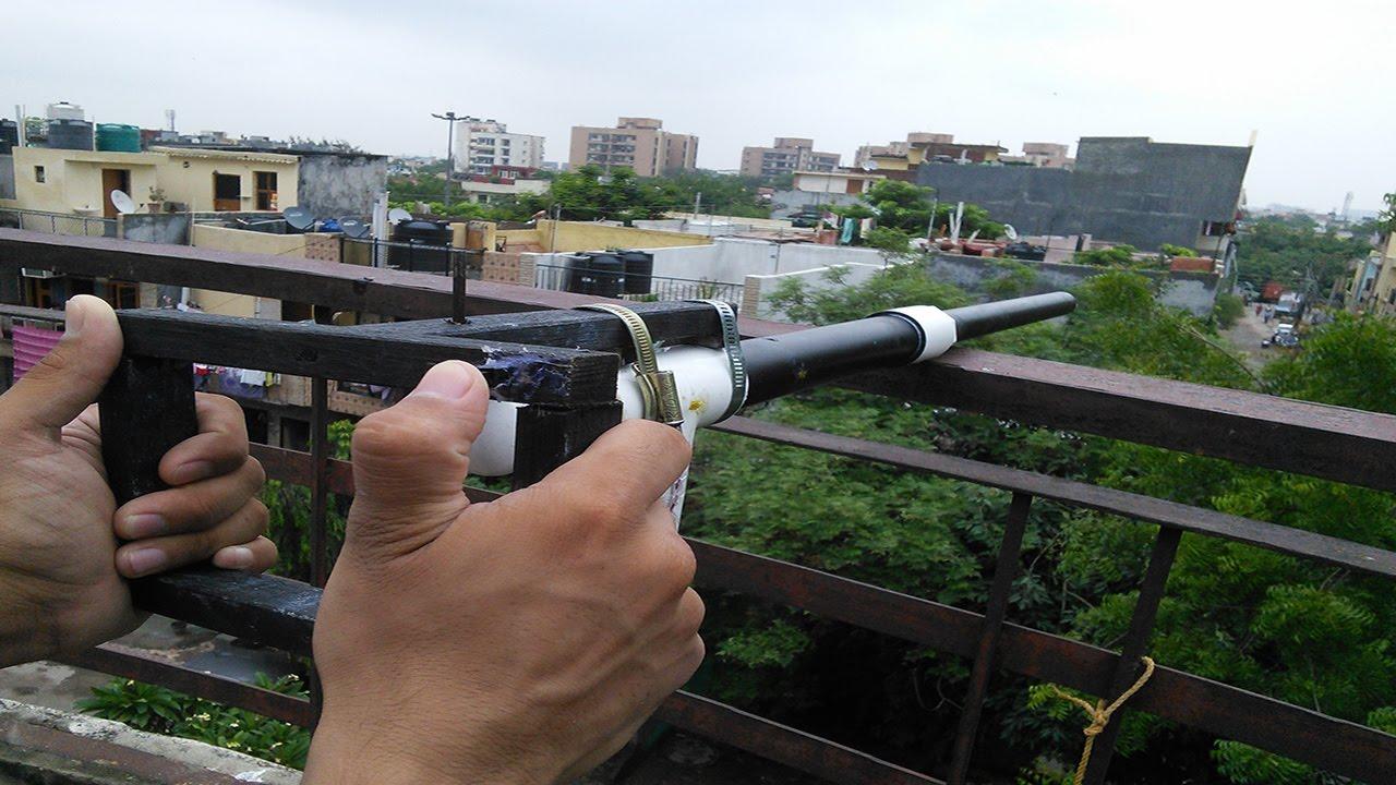 Homemade Calcium Carbide Cannon - YouTube for Calcium Carbide Cannon  143gtk