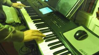 Concerning hobbits, La Comarca- Piano Cover (The Lord of the rings; Korg Kronos)