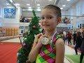 Спортивная гимнастика.Барнаул.  Соревнования. 3 юношеский разряд