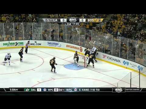 31.01.2015 Los Angeles Kings vs. Boston Bruins