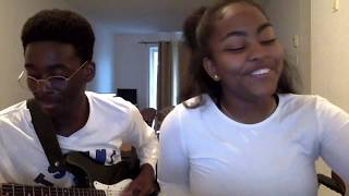 Issues\ Hold on - Teyana Taylor (cover)