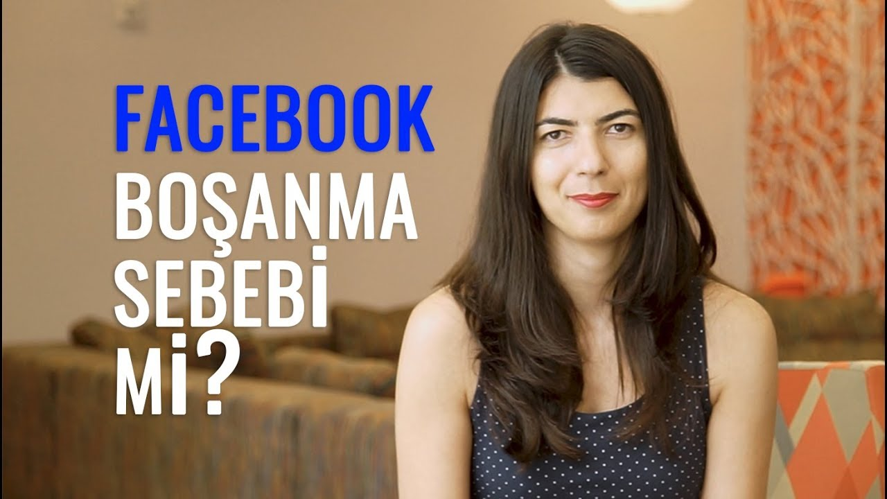 Boşanmaların en popüler sebebi Facebook