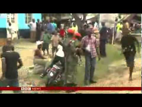 BBC News  DR Congo claims defeat of M23 rebels