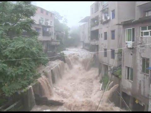 Fengdu Flooded