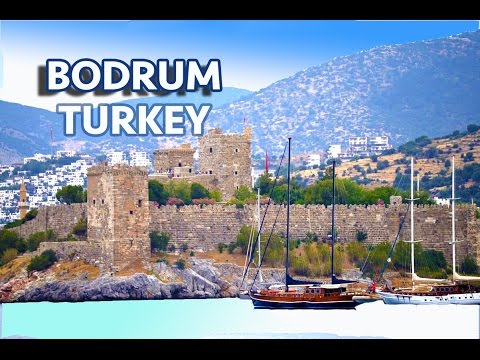 Bodrum, Turkey: Cruise Port, Seaside Vacation Travel Tips and Pics - Travel Food Drink
