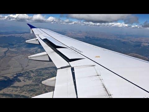 United Airlines – Airbus A320-232 – SFO-DEN – Full Flight – N489UA – IFS Ep. 145