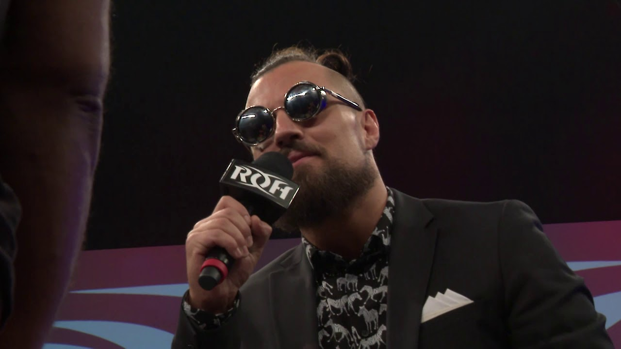 Image result for Marty Scurll