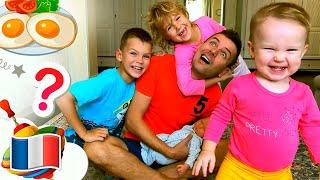 Cinq Enfants - Papa est parti seul avec Cinq Enfants