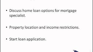 Apply For Usda Home Loan, Mortgage Application - Pre Approval Process Florida