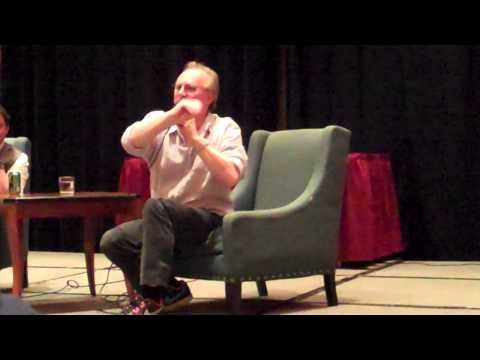 Peter Davison at Hurricane Who III