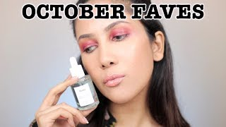OCTOBER FAVORITES 2018 | suhaysalim