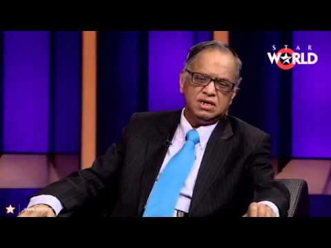 Narayana Murthy on Achievers' Club