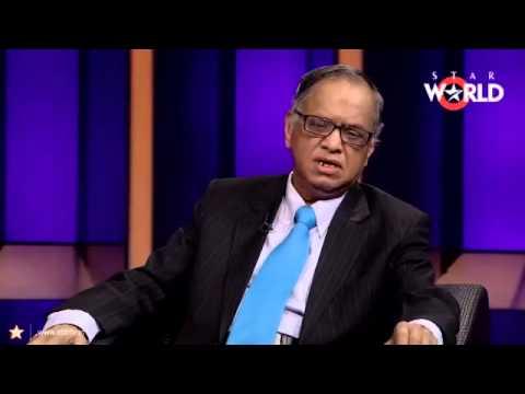 Narayana Murthy on Achievers' Club