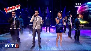 The Voice 2013│Tous les talents - We are the World (USA For Africa)│Prime 4