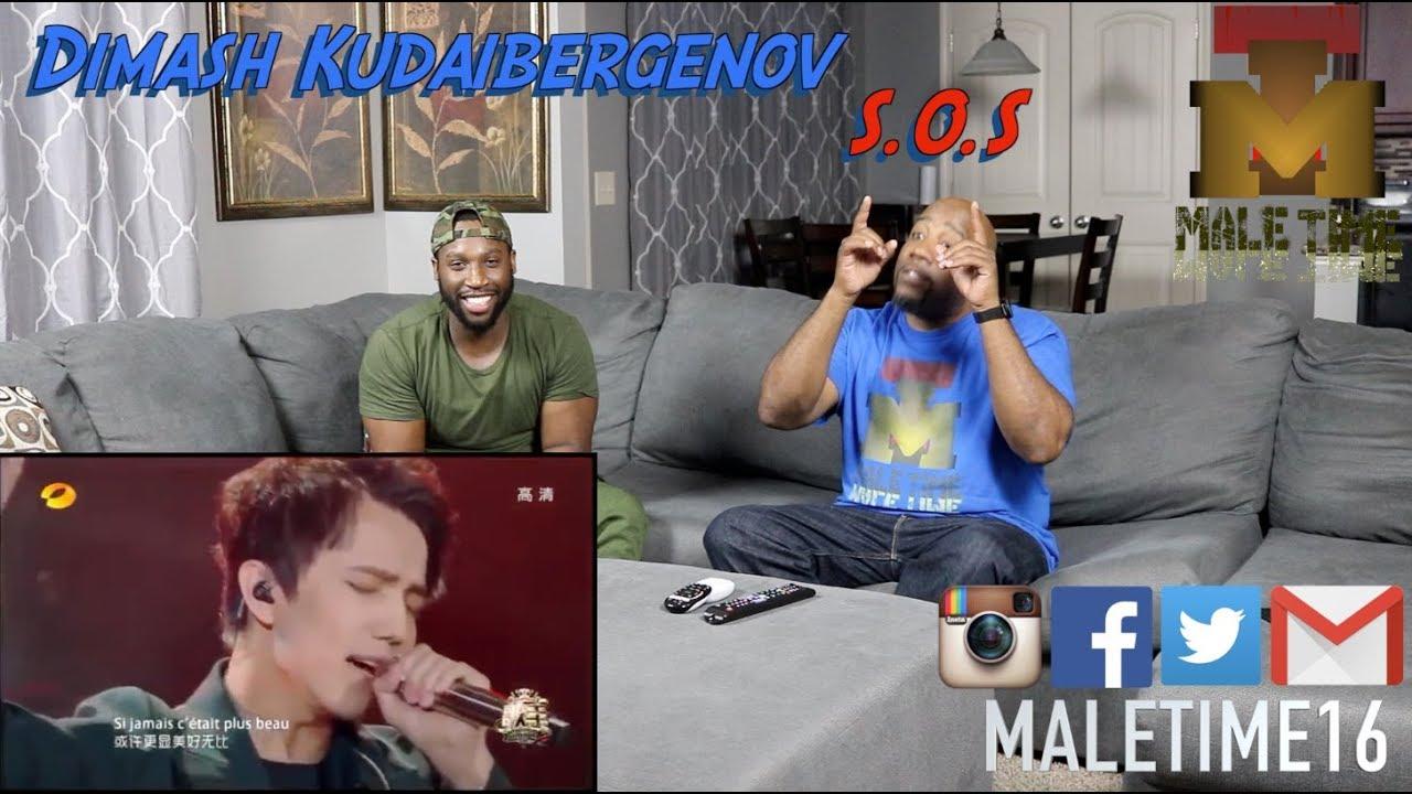 Dimash Kudaibergenov -S.O.S (Reaction)