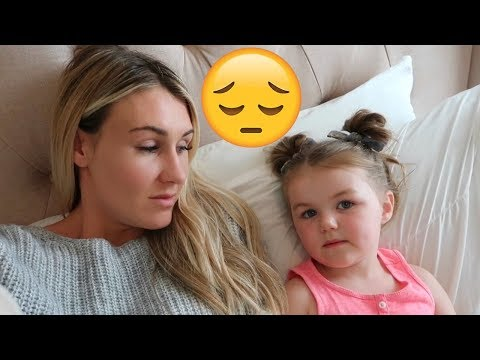 BAD NEWS | DAY IN THE LIFE WITH 2 TODDLERS | Tara Henderson