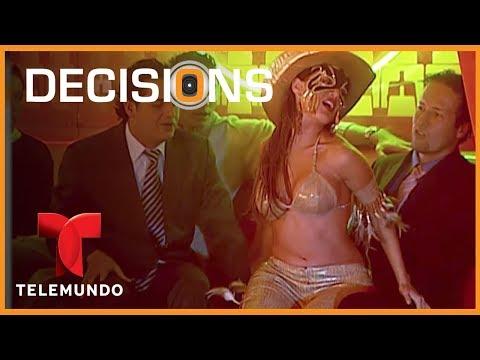 Decisions 🤔: Neglectful Husband, Stripper Wife! 💃👄💍 | Full Episode | Telemundo English