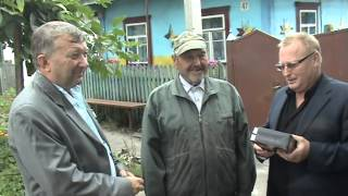 Ветерану УПА Бакунцю подарували книгу про нього
