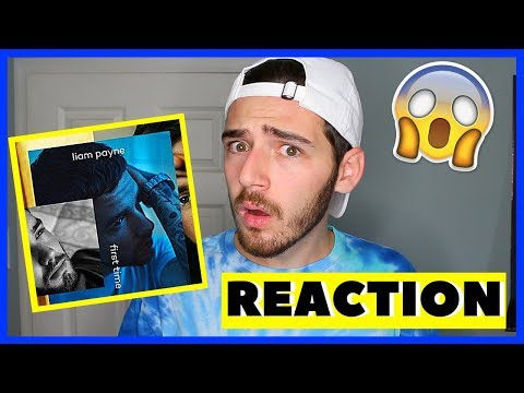 Liam Payne - First Time EP | REACTION
