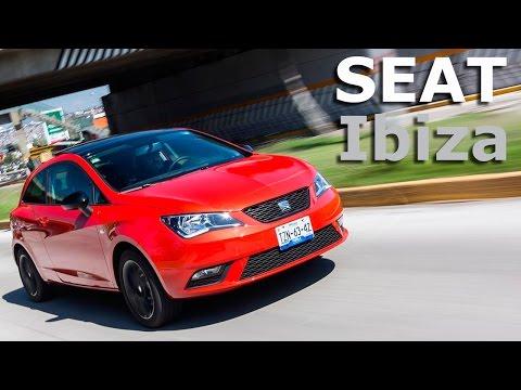 SEAT Ibiza - estrena nuevo motor de 1.6 litros | Autocosmos