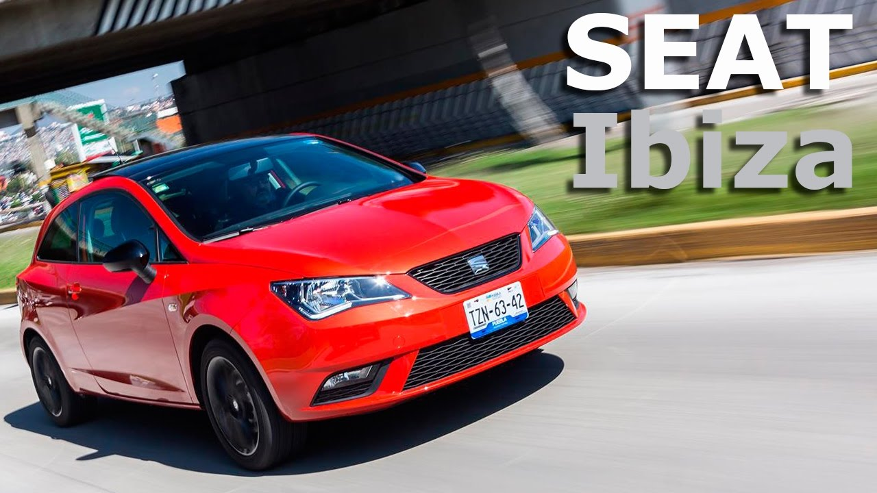 seat ibiza estrena nuevo motor de 1 6 litros autocosmos youtube. Black Bedroom Furniture Sets. Home Design Ideas